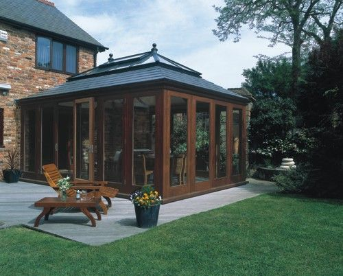 Trombé :: Contemporary Modern Conservatories and Conservatory Design London :: Traditional Design