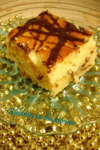 Blondies in the kitchen: Puszysty sernik - najlepszy