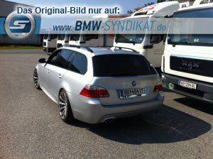 Mein dicker E61 - 5er BMW - E60 / E61
