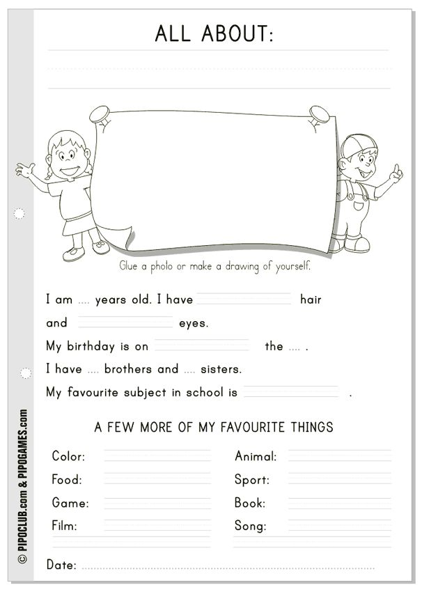 Worksheet- want to use this as a data collection for graphing assignment! Make into a class book with graphs for illustrations.