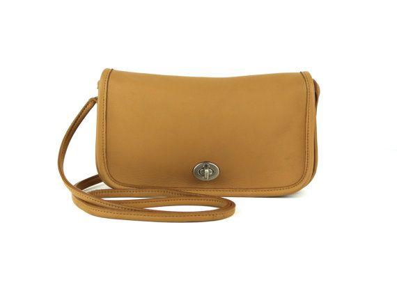 coach vintage dinky bag yellow rh prosoundco com