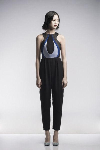 Peggy Hartanto Jade Jumpsuit in Black   nana & bird - Only Curating What We Love
