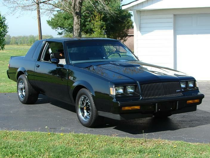 1987 Buick Grand National ... SOLD