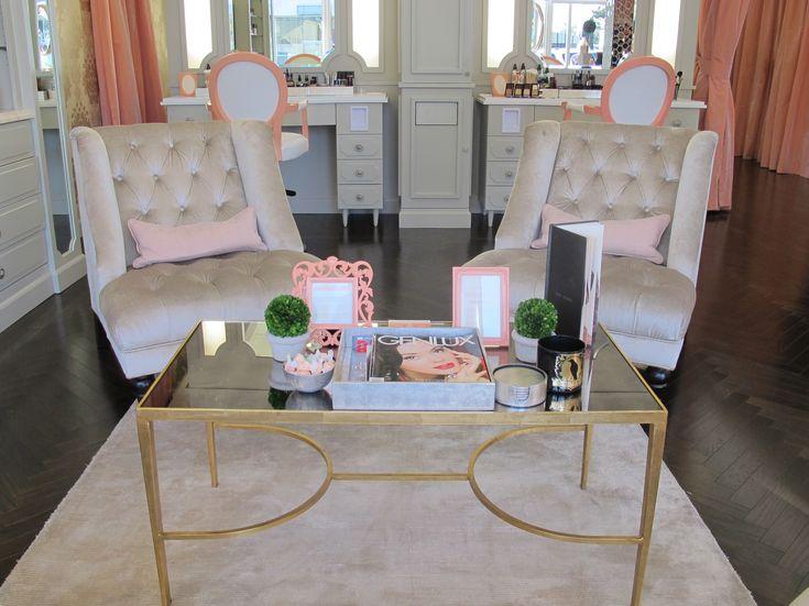 Spaphile Feature: Blushington Makeup Lounge « Spaphile Blog, maybe create something glamorous