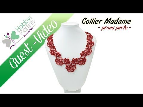 Collier Madame | TUTORIAL - HobbyPerline.com