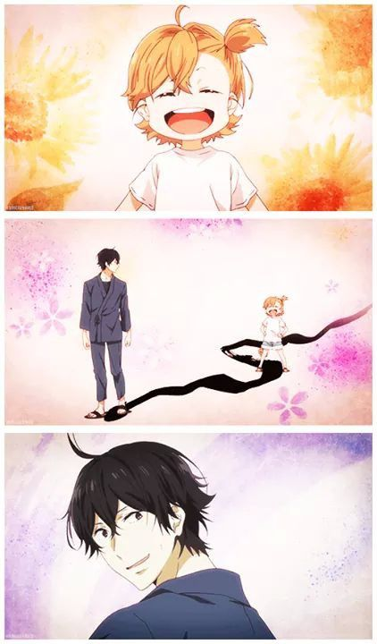 Barakamon ~~ The best comedy duo to come to anime in a VERY long time! :: Sensei and Naru