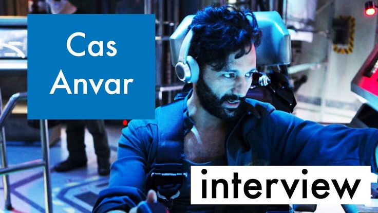 Awesome interview done by UInterview caught up with Cas Anvar talks about more on The Expanse why Alex Kamal character speaks like a Texan accent.