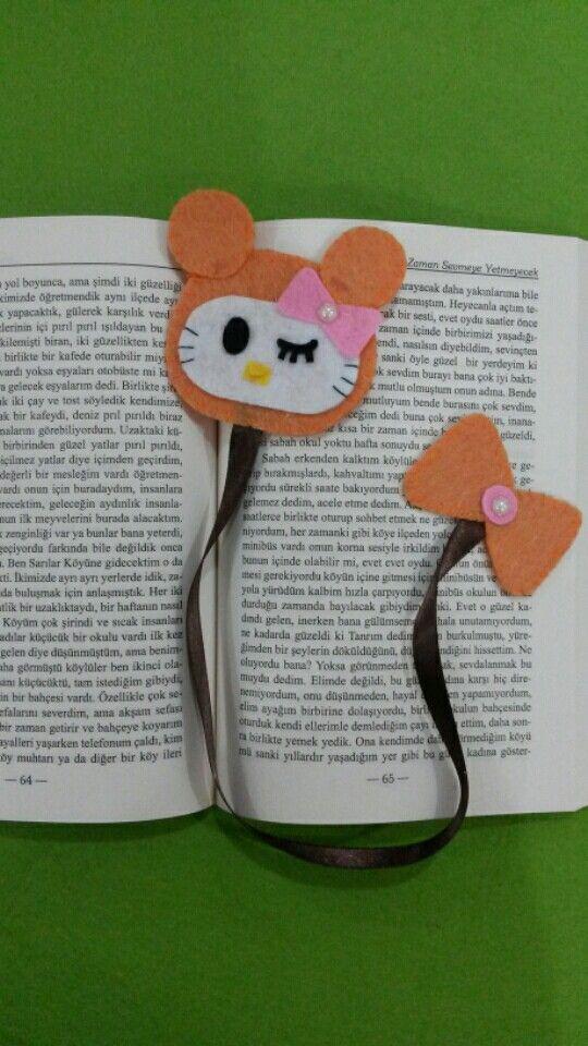 Hello Kitty ayraç
