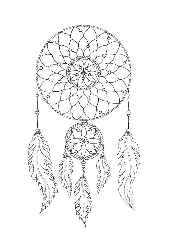 Dream Catcher Coloring Pages Best Coloring Pages For Kids Dream Catcher Coloring Pages Dream Catcher Coloring Pages