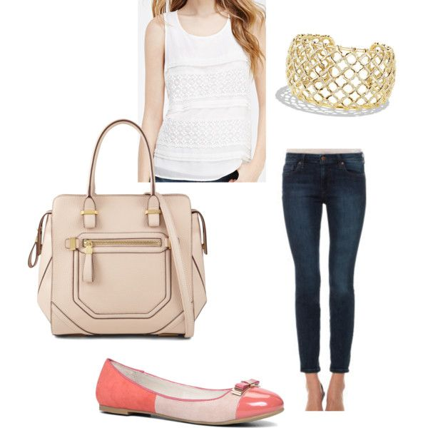 Untitled #170 by serdarsa on Polyvore featuring Forever 21, ALDO and David Yurman