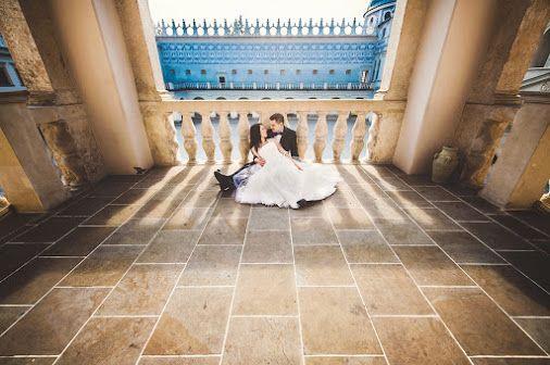 plener ślubny na zamku w Krasiczynie