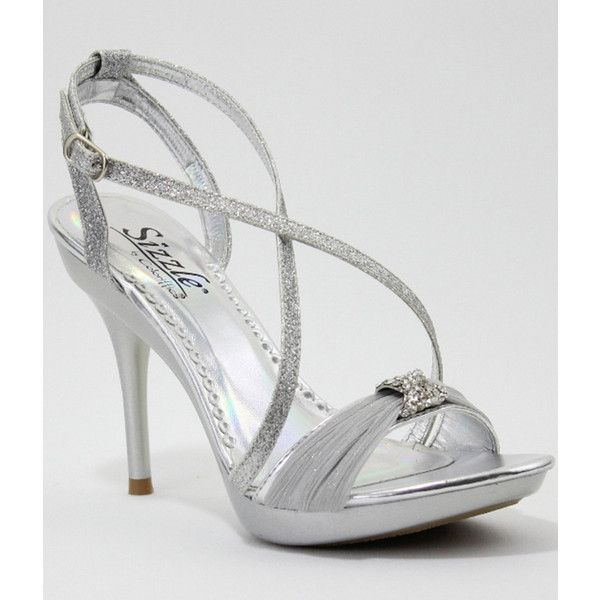 Best 25  Silver high heel sandals ideas on Pinterest | Silver ...