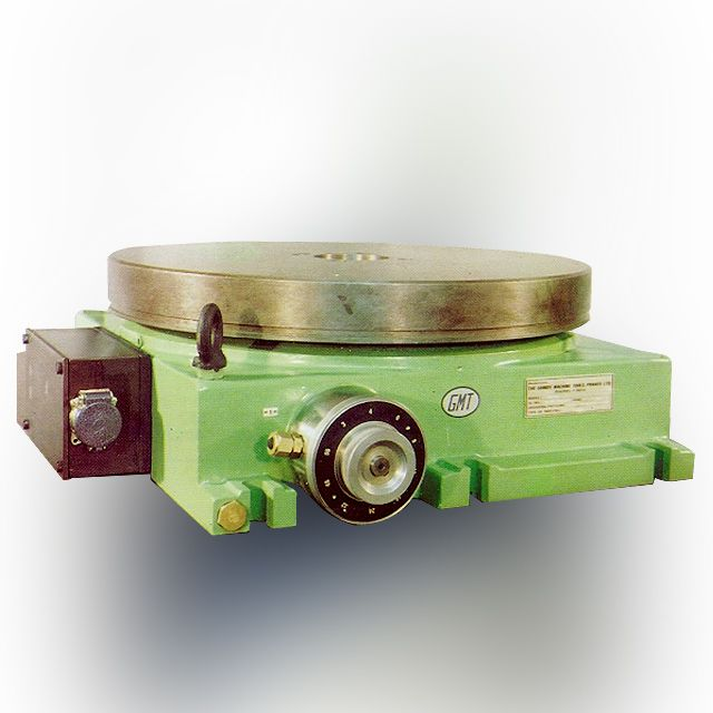 Hydraulic Rotary Indexing Tables fitted with imported Hirth couplings, are designed for use on Special Purpose Machines, which ensure accurate indexing and repeated positioning. Both Universal (Maximum 8 indexing stations) and Fixed indexing models are available. An adjustable speed-control is available. Clockwise or anti-clockwise rotation is optionally available.