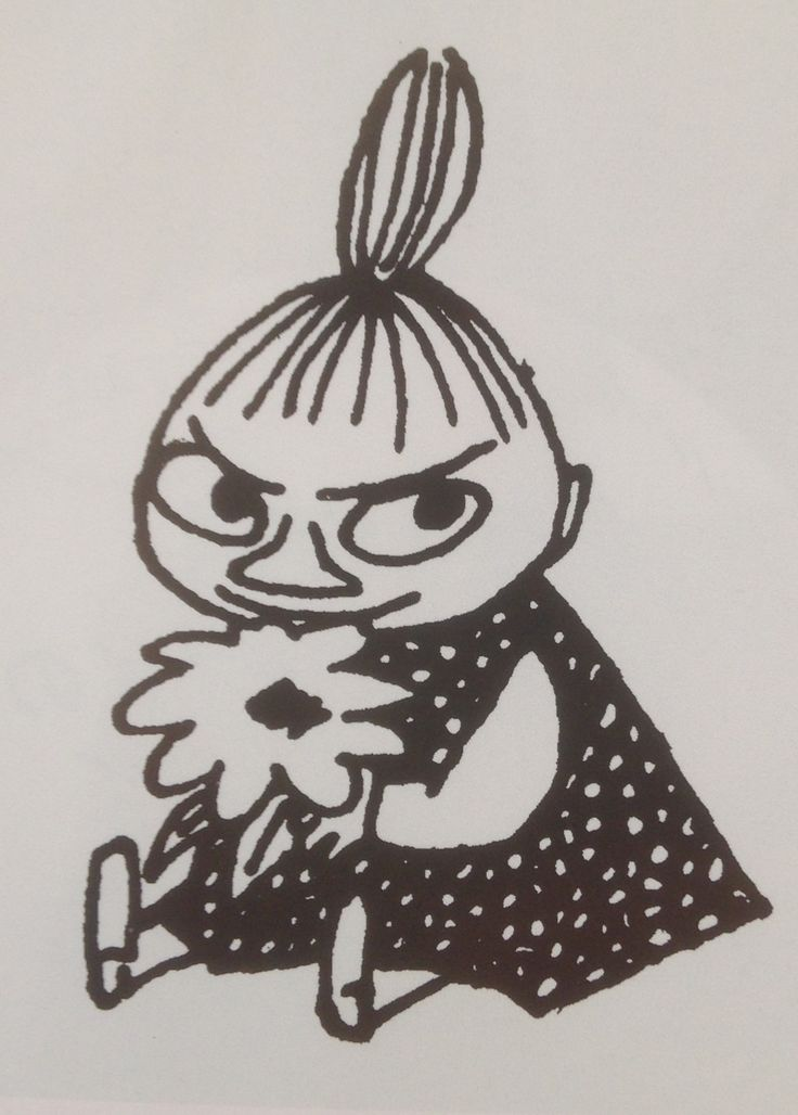 Tove Jansson's Little My
