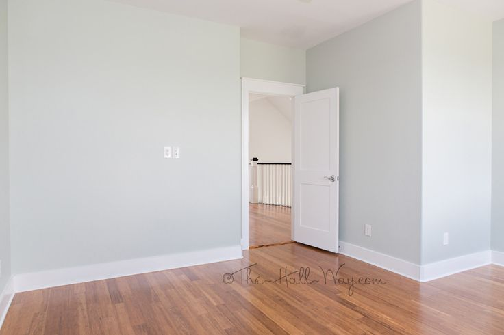 love the floor color and sea salt sherman williams paint color