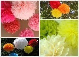 globos chinos flores de papel vitrinas eventos bodas 15