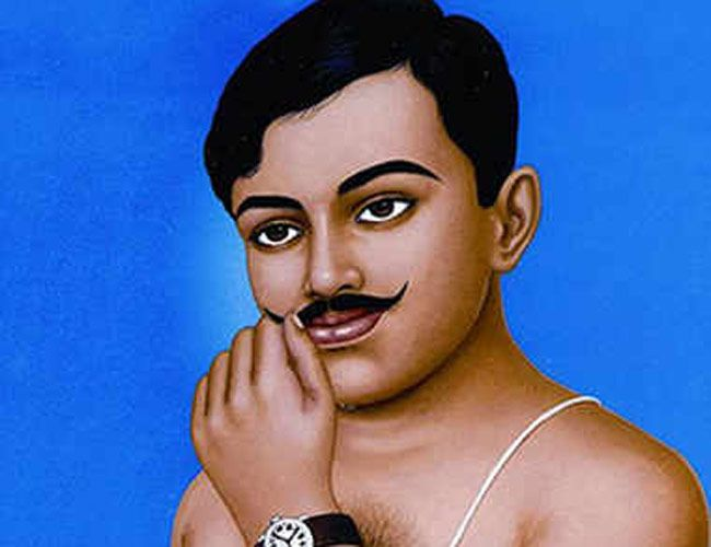 चंद्रशेखर आजाद जीवन परिचय | Chandra Shekhar Azad biography in Hindi - http://www.achhiduniya.com/chandra-shekhar-azad-biography/