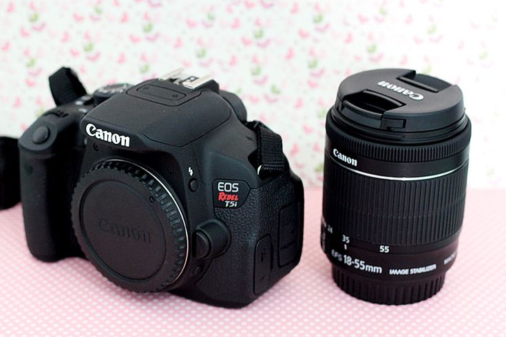 Review Canon T5i