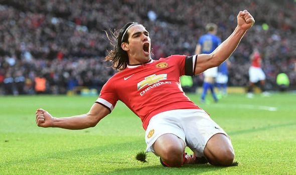 ITV News: Chelsea sign striker Falcao on loan #ChampionsLeague, #Chelsea