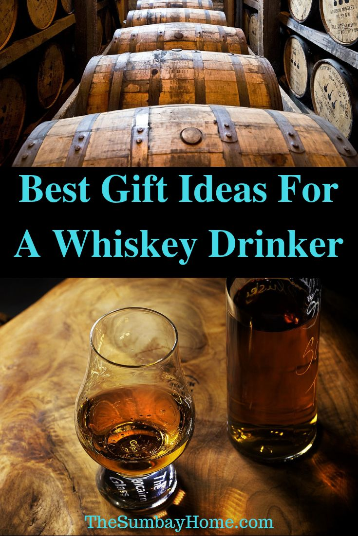 Gift ideas for a whiskey lover things they want