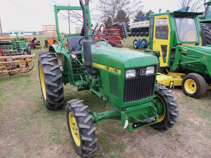 16 best tractor john deere 1050 images on pinterest tractor 27hp john deere 950 from 30 years ago fandeluxe Choice Image