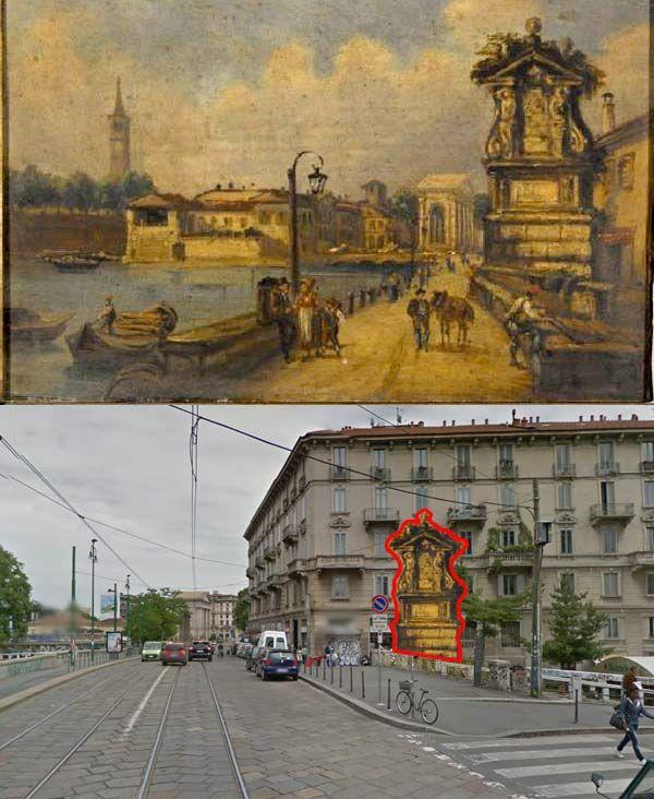 Ponte del Trofeo, Porta Ticinese #Milano