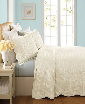 Sweet Dreams! MARTHA STEWART COLLECTION #marthamacys #home #bedding BUY NOW!
