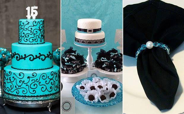 Renda-se ao encanto do azul Tiffany! Veja como usar a cor na sua festa de 15 anos | Capricho