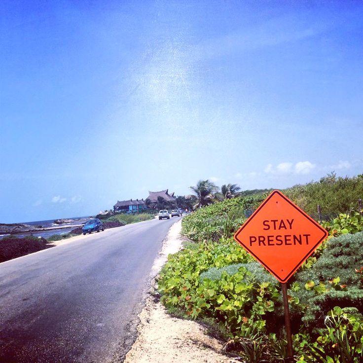 Buen consejo para andar en el camino