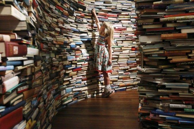 50 libri che ogni bambino dovrebbe leggere
