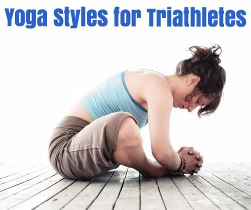 Choose the style of yoga that best suits your needs as an athlete.