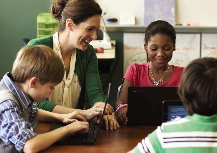 Google realizará una colaboración con distintas bibliotecas buscando incentivar en escolares y niños el aprender a programar.