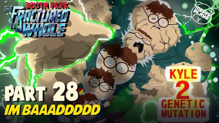 SOUTH PARK: THE FRACTURED BUT WHOLE - Part #28 - LETS PLAY with Commenta...