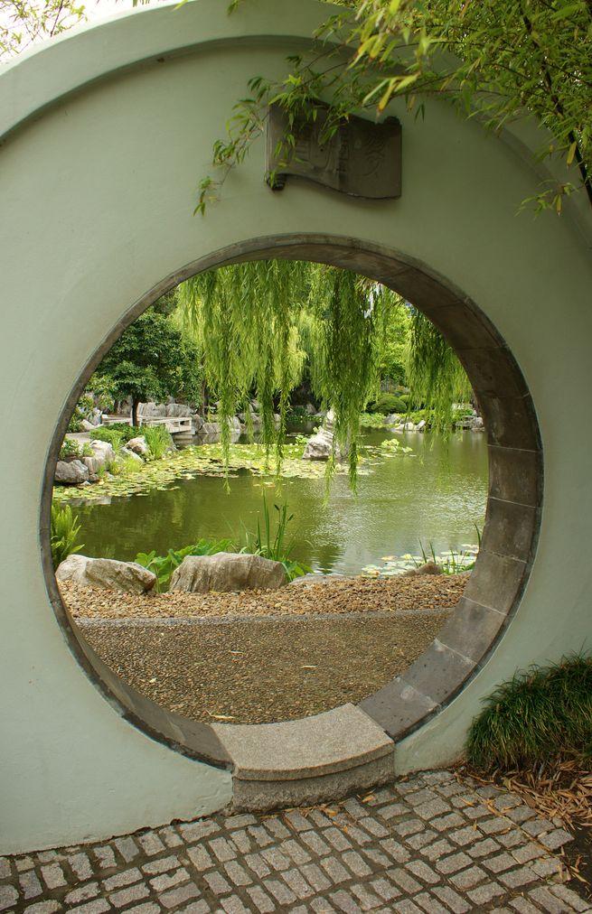 китайский сад - Поиск в Google