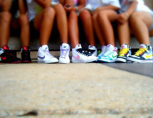 #WholesaleShoesHub #Girl Nike