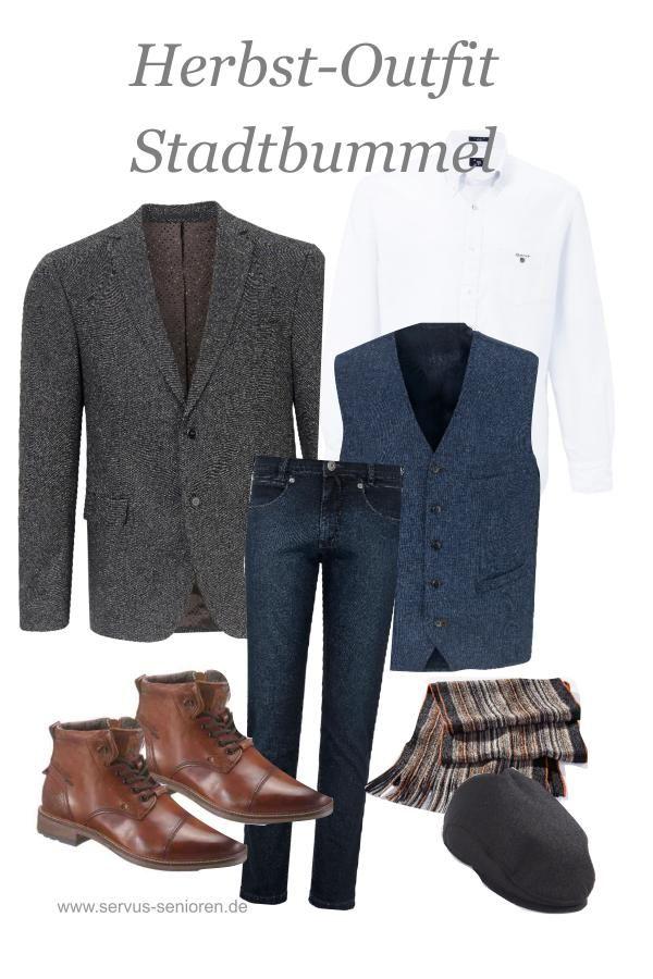 "Neues Herbst Outfit ""Stadtbummel"""