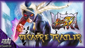 Ultra Street Fighter IV Decapre Announcement And Preview