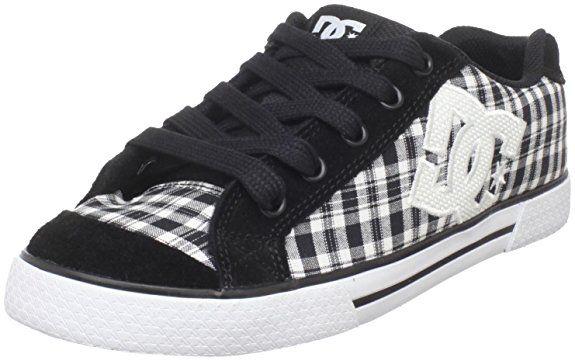 DC Shoes Chelsea Ladies Shoe, Damen Skateschuhe, Schwarz, Gr. 40