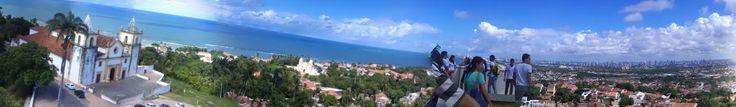 Imagem Louca de Olinda - Vista do Mirante
