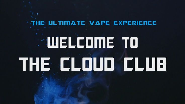 THE CLOUD CLUB IS THE ONLY APP / LOYALTY PROGRAM THAT DIRECTLY ADVERTISES 100% TOWARDS THE VAPE COMMUNITY. CLOUD CLUB IS A SIMPLE WAY TO SOCIALLY CONNECT YOU AND YOUR LOCAL VAPE SHOPS THAT KEEP YOU CHUCKING CLOUDS ON THIS EASY TO USE INTERFACE.
