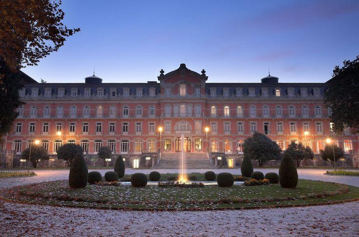 Vidago Palace Hotel | Hotel Histórico de Luxo, Golf e Spa Termal | Água de Vidago - Vidago Palace