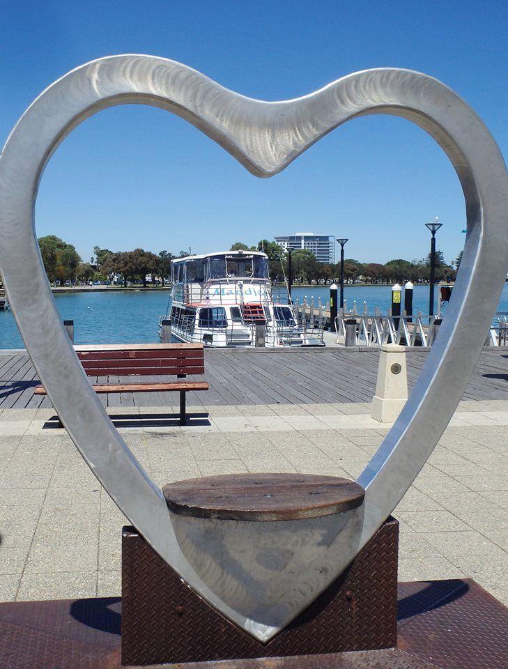 Mandurah Cruises @ Mandurah Foreshore www.portsailscanalvilla.com.au