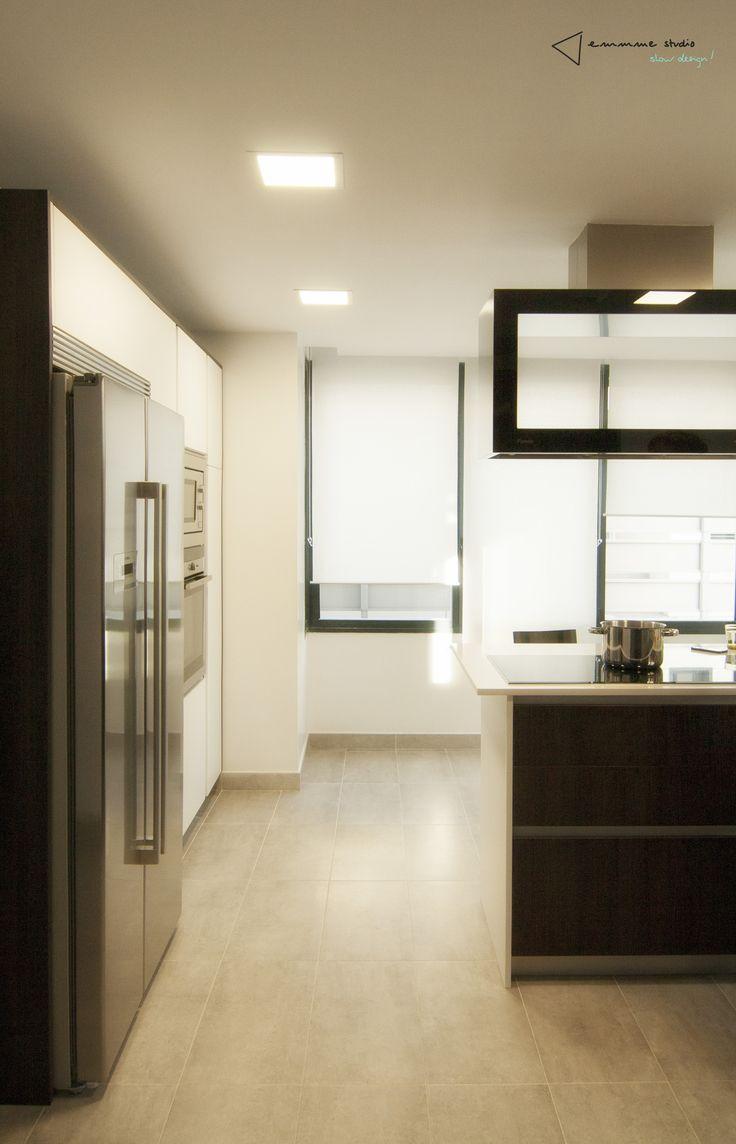 cocina moderno decoracion via planreforma accesorios encimeras mobiliario de