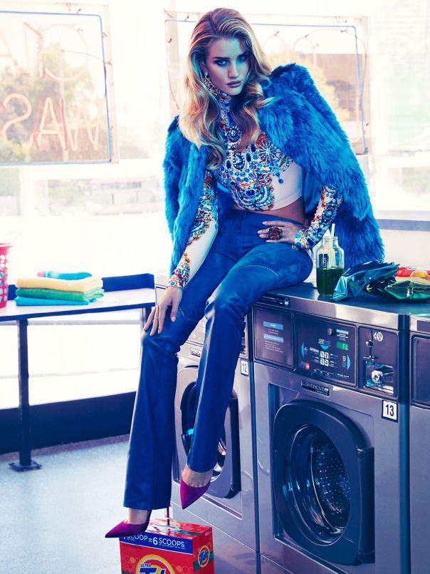 cool Vogue México Novembro 2014 | Rosie Huntington Whiteley por James Macari  [Editorial]