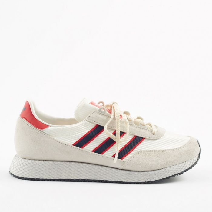 Adidas Spezial Glenbuck SPZL - Clear Brown/Off-White/Clear Grani (Image 1)