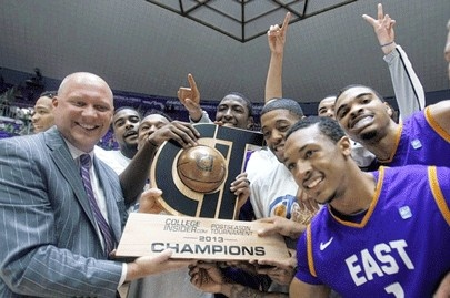 ECU Men's Basketball, 2013 CIT Champions!