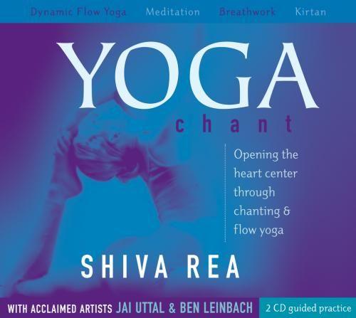 Блог YagyaLife: Музыка для Йоги: Shiva Rea - Yoga Chant (2002)