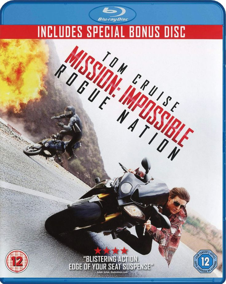Mission Impossible 5 Rogue Nation (2015)