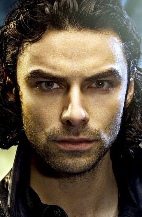 Question for the Day. What color do you think... - Sexy Aidan Turner