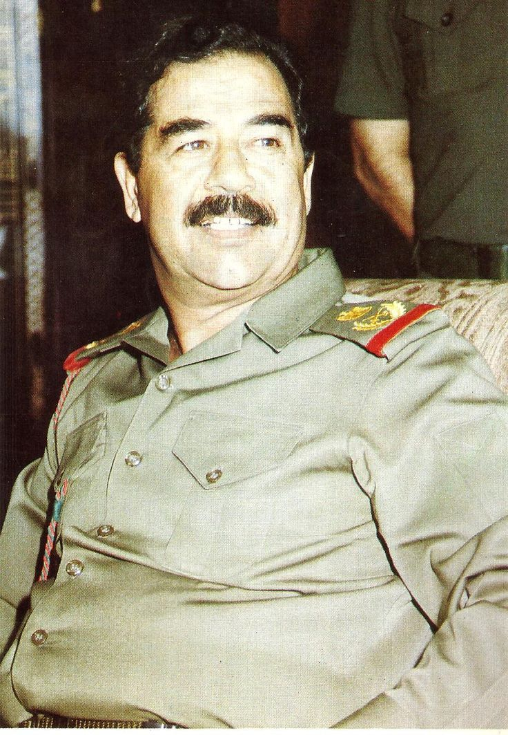 an introduction to the history of saddam hussein Free iraq war papers, essays, and  (such as oil for profits and retaliation to saddam hussein for the gulf  geography and history in the iraq war - geography.